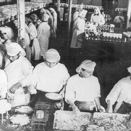 Производство крабовых консервов