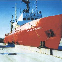 СТР-503 «Капитан Меламуд»