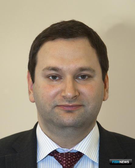 Начальник департамента регулирования в сфере рыбного хозяйства и аквакультуры Минсельхоза Евгений КАЦ