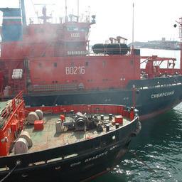 Специалисты говорят о важности обновления аварийно-спасательного флота