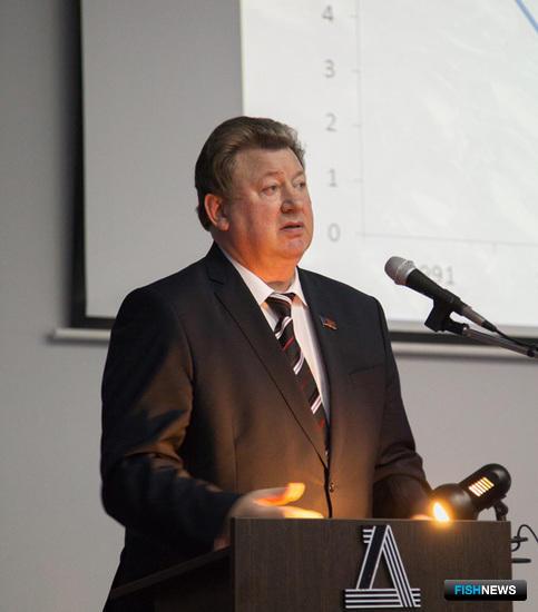 Председатель Комитета Государственной Думы по природным ресурсам, природопользованию и экологии Владимир КАШИН