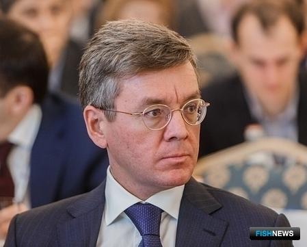 Член правления РСПП, председатель Комиссии по рыбному хозяйству и аквакультуре Герман ЗВЕРЕВ