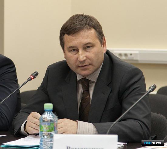 Генеральный директор ООО ПКФ «Южно-Курильский рыбокомбинат» Константин КОРОБКОВ