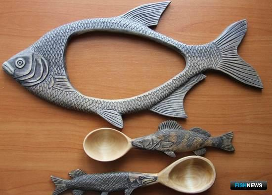 В эмузее «Рыбы и рыболовство» представлено более 500 экспонатов рыбной тематики из 50 стран