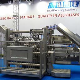 Немецкий гигант Baader впервые представил в России филетировочную машину для мелкой и средней рыбы тресковых пород
