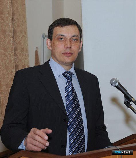 Владимир ГАЛИЦЫН, министр рыбного хозяйства Камчатского края
