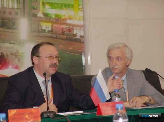 Игорь УЛЕЙСКИЙ и Андрей ТЕМНЫХ