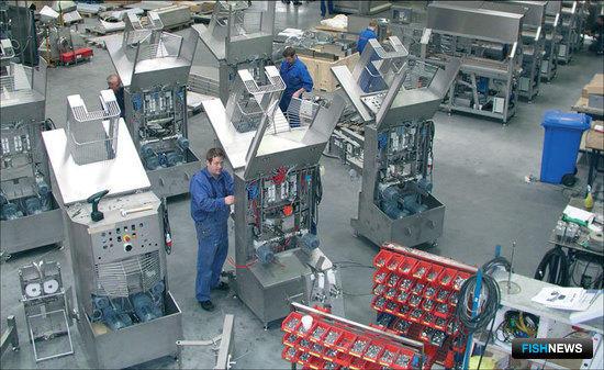 «Марел Фуд Системс Россия» - Технологии будущего на производстве