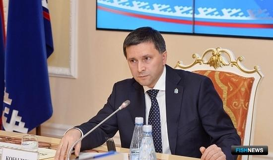 Губернатор Дмитрий КОБЫЛКИН. Фото пресс-службы правительства региона