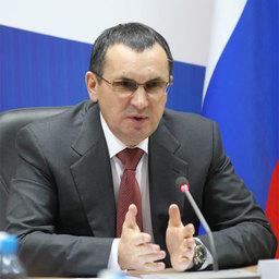 Николай ФЕДОРОВ. Фото Виктора Гуменюка.