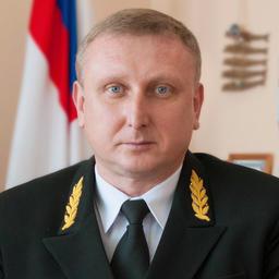Руководитель Амурского территориального управления Росрыболовства Сергей МИХЕЕВ