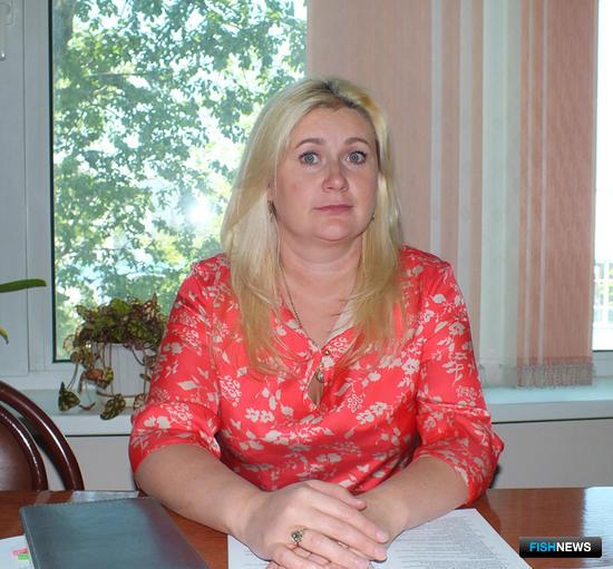 Начальник научного управления Дальрыбвтуза, кандидат экономических наук Татьяна НОЧЕВКИНА