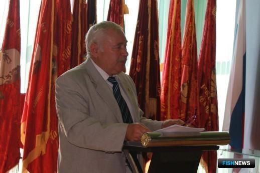 Председатель профкома Петр КИСЕЛЕВ. Фото Дмитрия Боровикова