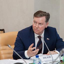 Депутат Государственной думы Олег НИЛОВ