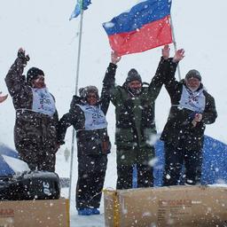 Среди команд уверенную победу одержали «Пацаны» от Сахалинрыбвода, поставив новый рекорд соревнований