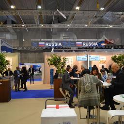 По итогам выставки ее российские участники договорились о контрактах примерно на 100 млн. долларов