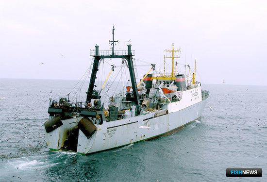 Российским рыбакам скрывать нечего