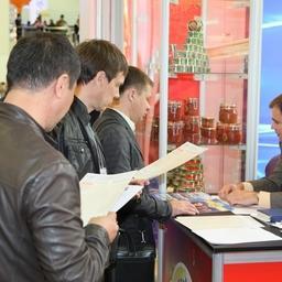 Международная выставка продуктов питания и напитков World Food Moscow