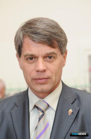Начальник отделения государственного контроля Пограничного управления ФСБ России по Приморскому краю Владимир Толкачев