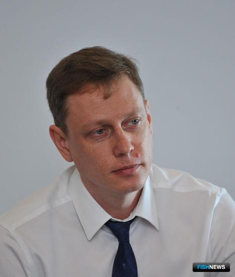 Президент Ассоциации добытчиков краба Александр ДУПЛЯКОВ