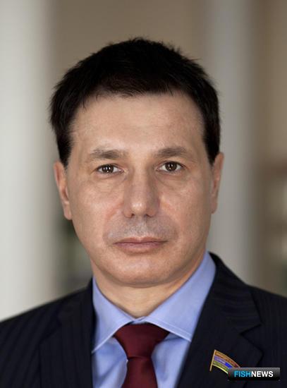 Депутат Законодательного собрания Республики Карелия Игорь ЗУБАРЕВ