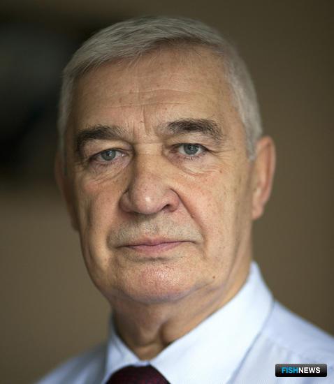 Член рабочей группы при Минсельхозе по развитию рыбохозяйственного комплекса Вячеслав ЗИЛАНОВ