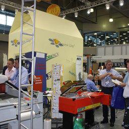 14-я Международная специализированная выставка упаковки «Росупак'2009». Москва, июнь, 2009 г.