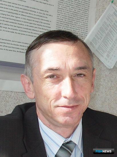 Заместитель директора Тихоокеанского научно-исследовательского рыбохозяйственного центра Игорь МЕЛЬНИКОВ