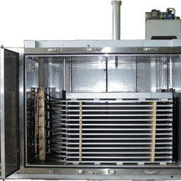 Плиточный скороморозильный аппарат MPF