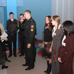 Презентация Преображенской базы тралового флота для студентов и курсантов «Дальрыбвтуза». Владивосток, март 2008 г.