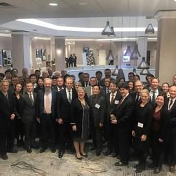 Представители стран «арктической пятерки» в Вашингтоне. Фото пресс-службы Росрыболовства