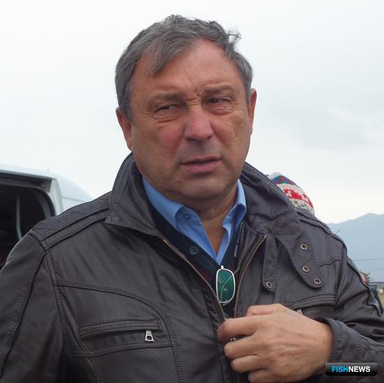 Генеральный директор ЗАО «Гидрострой» Юрий СВЕТЛИКОВ