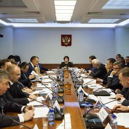 Совещание «Создание благоприятных условий для увеличения поставок рыбной продукции на внутренний рынок» прошло в Совете Федерации