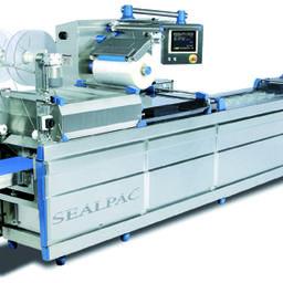Термоформер Sealpac RE 25. Фото предоставлено компанией SCHALLER