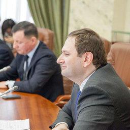 Евгений КАЦ, директор департамента регулирования в сфере рыбного хозяйства и аквакультуры (рыбоводства) Минсельхоза