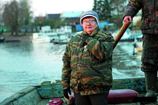 Наталья Емельянова, начальник отдела рыбного хозяйства областного комитета охотничьего и рыбного хозяйства