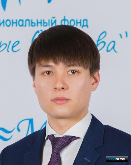 Президент регионального фонда «Родные острова» Александр КАН