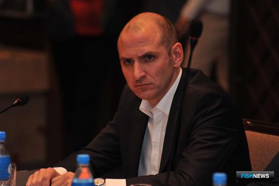 Руководитель ОАО «Магаданрыба» Руслан ТЕЛЕНКОВ