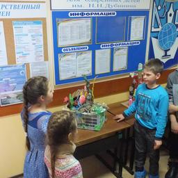 На третьем месте - работа школьников из села Екатериновка Приморского края