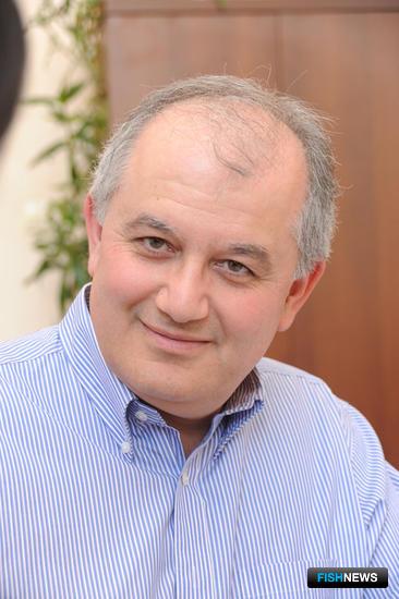 Питер ХАДЖИПИЕРИС, вице-президент компании Birds Eye Iglo Group по вопросам устойчивости и внешним связям