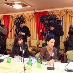 С 2009 года каждое мероприятие АДМ вызывает большой интерес СМИ. Пресс-конференция по итогам годового собрания Ассоциации
