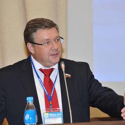 Депутат Государственной Думы Георгий КАРЛОВ