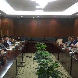 Представители Россельхознадзора обсудили с китайской стороной вопросы взаимного доступа продукции. Фото пресс-службы российского ветеринарного ведомства