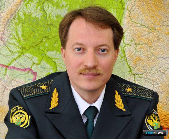Владимир ИВИН, начальник Главного управления организации таможенного оформления и контроля ФТС России