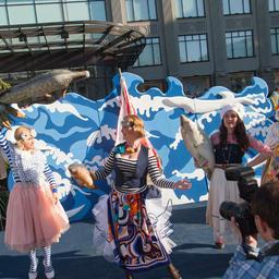 В Москве стартовал второй фестиваль «Рыбная неделя»