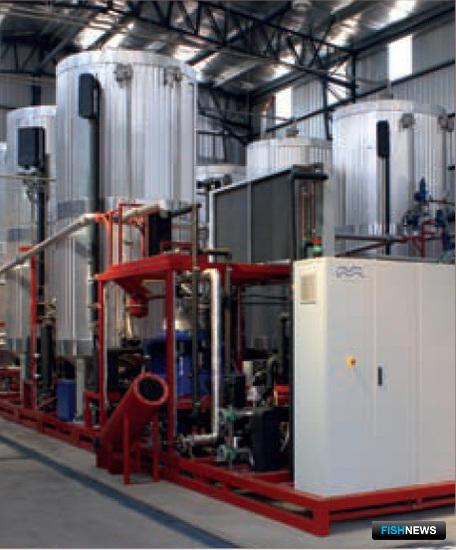 Система производства биотоплива Alfa Laval Ageratec