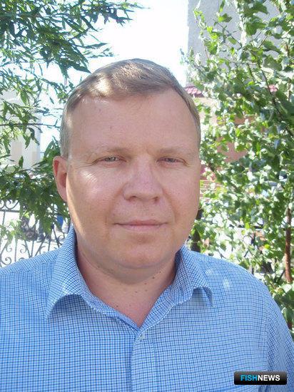 Константин ТЮКАВИН, заместитель председателя Союза рыбаков Сахалинской области