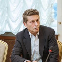 Заместитель председателя правительства Сахалинской области Сергей ПОДОЛЯН