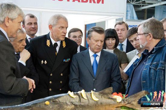 Рыбная отрасль Дона продемонстрировала успехи на «Экспофиш»