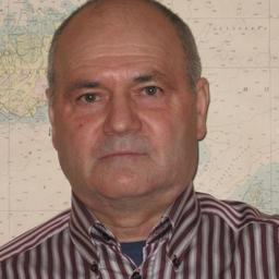 Капитан дальнего плавания Дмитрий ПОНЯВИН